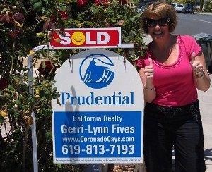 Coronado Real Estate | Gerri-Lynn Fives | Prudential California Realty